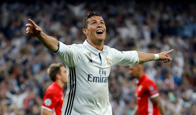 """Ronaldo fala das acusações de fuga ao fisco: """"Estou tranquilo, tudo se vai resolver"""""""