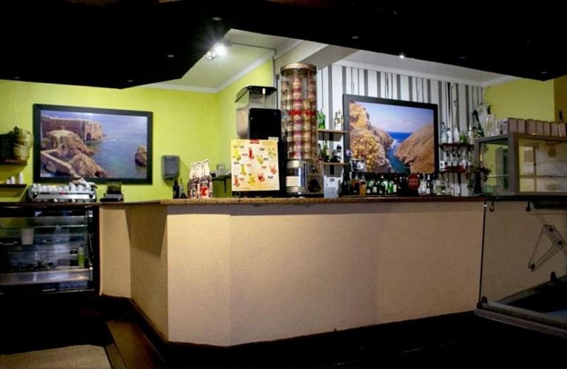 O restaurante Hotspot antes da transformação feita por Ljubomir e a restante equipa do programa 'Pesadelo na Cozinha'