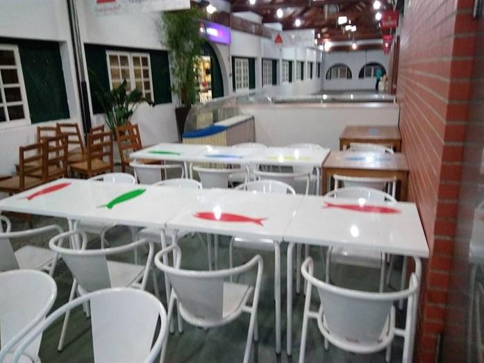 O restaurante Hotspot depois da transformação feita por Ljubomir e a restante equipa do programa 'Pesadelo na Cozinha'