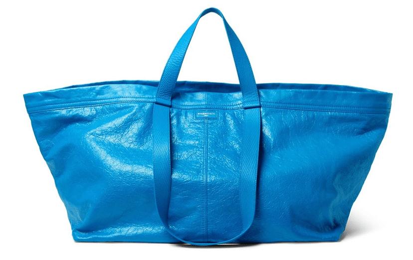 As malas lançadas pela luxuosa marca, Balenciaga