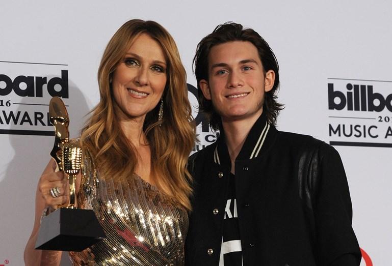 Celine Dion e René-Charles, 4 meses depois da morte de René Angélil