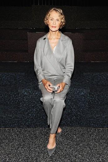 Lauren na Semana da Moda de Nova Iorque