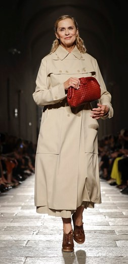 Este ano Lauren desfilou nas passerelles da Semana da Moda de Nova Iorque, para a marca, Bottega Veneta