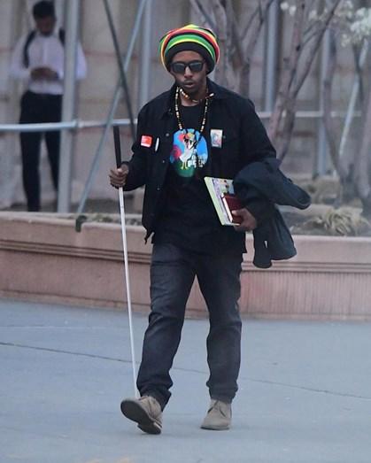 Jair Nilton Cardoso , homem que perseguia Malia Obama