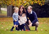 Princesa Charlotte, Kate Middleton