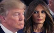 Crise no casamento: Melania rejeita Donald Trump... pela 2.ª vez