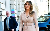 Os caprichos extravagantes de Melania Trump
