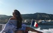 A vida de luxo de Matilde Mourinho, que anda sempre a viajar