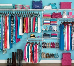 Dicas para organizar o seu armário e ganhar o dobro do espaço