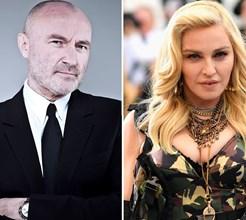 Madonna e Phil Collins na corrida para comprar o mesmo palácio milionário no Chiado