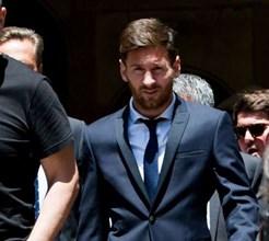 Leonel Messi condenado a 21 meses de prisão