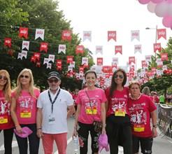 Corrida da Mulher: milhares nas ruas na luta contra o cancro