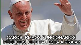 Os 'memes' mais divertidos do Papa Francisco