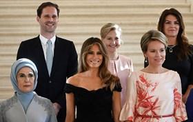 Marido de primeiro-ministro gay entre as primeiras-damas