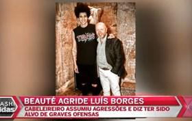 Eduardo Beauté admite ter agredido Luís Borges