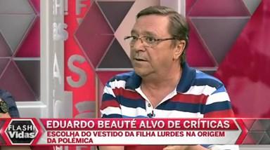 João Malheiro defende Guilherme Leite na polémica com Beauté