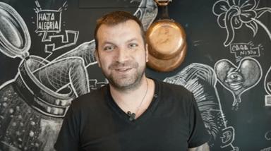 Chef de 'Pesadelo na Cozinha' é dono do melhor restaurante do mundo