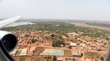 Viagem de sonho até à Guiné