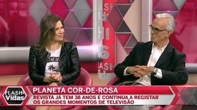 A festa da TV Guia no Planeta Cor-de-Rosa