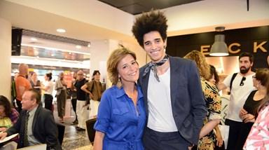 Mariama lança livro sobre sobre moda