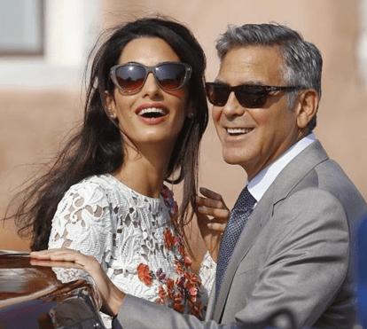 Já nasceram os gémeos de George Clooney e Amal
