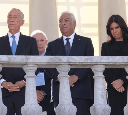 A companheira inseparável de Marcelo Rebelo de Sousa