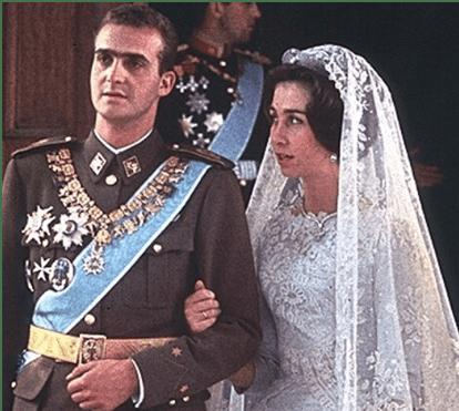 Juan Carlos e Sofia de Espanha: 55 anos de casados mas só no papel
