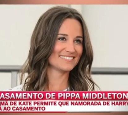 Pippa Middleton afinal vai convidar namorada de Harry para casamento