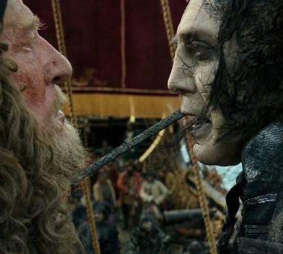 Veja o trailer do último filme 'Piratas das Caraíbas - Homens Mortos Não Contam Histórias'