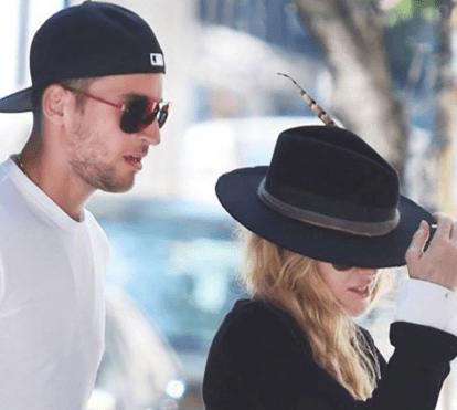 Madonna faz vida de romance e noitadas em Lisboa