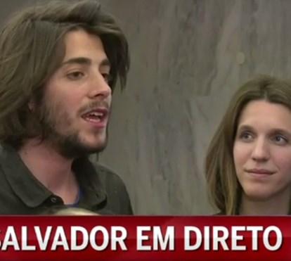 """Salvador na Assembleia:"""" O Caetano Veloso foi a melhor coisa que me aconteceu"""""""
