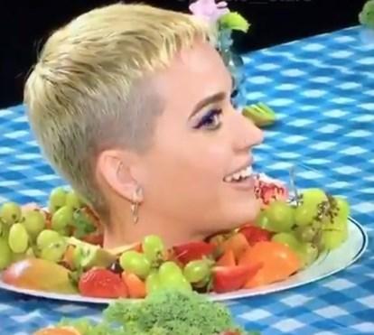 Katy Perry assusta os fãs
