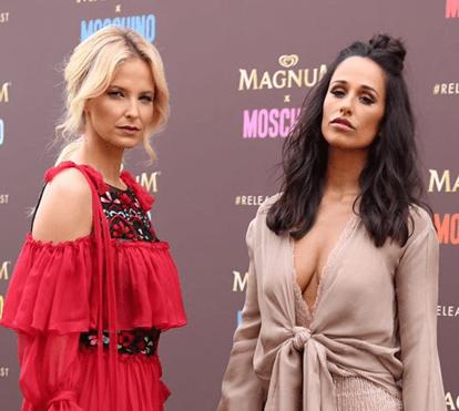 Os  looks de Cristina Ferreira e Rita Pereira em Cannes