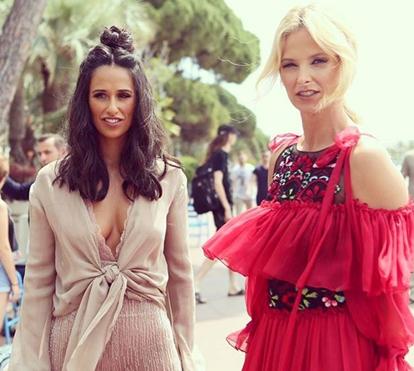Cristina Ferreira e Rita Pereira regressam a Portugal após deslumbrarem em Cannes