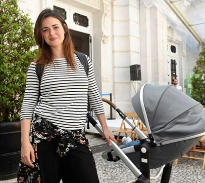 "Joana Santos: ""Dediquei-me à família"""