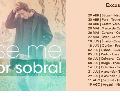 """Emoção no primeiro concerto de Salvador Sobral: """"Nunca tive tanto público"""""""
