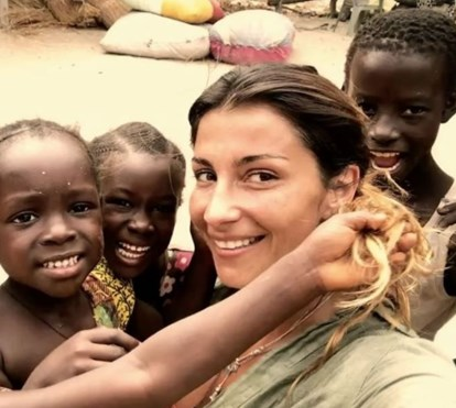 A viagem de sonho de Isabel Figueira à Guiné-Bissau