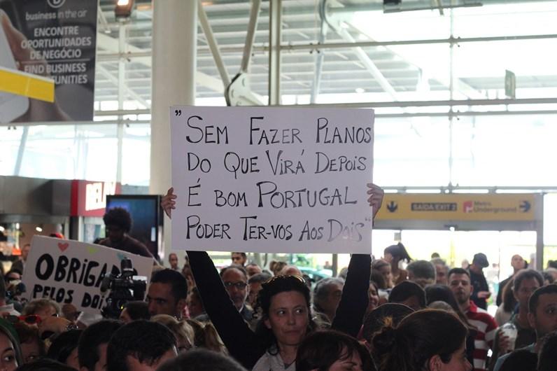 Namorada de Salvador Sobral despe-se em série de TV