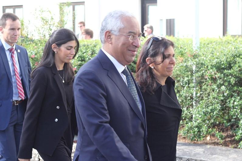 Marcelo e família Costa cúmplices em Fátima