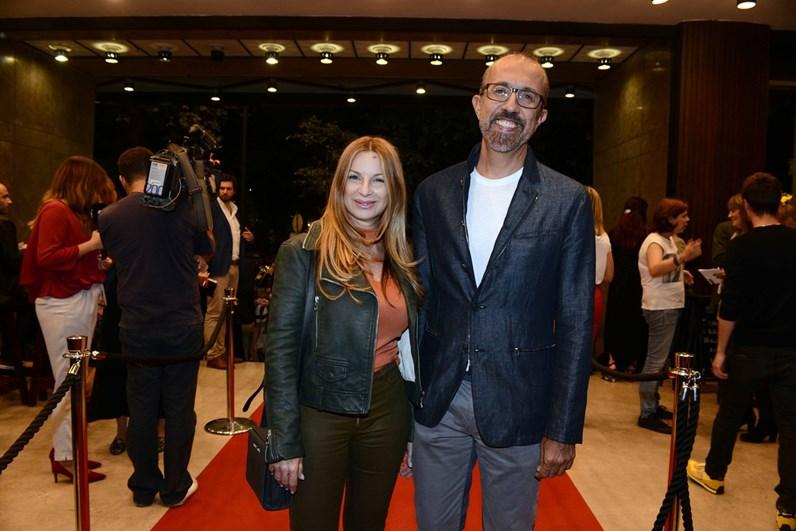 Estrelas do filme 'Perdidos' brilham no São Jorge, em Lisboa
