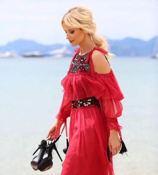 Os looks de Cristina em Cannes