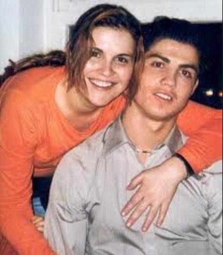 A amizade dos irmãos Cristiano Ronaldo e Katia Aveiro
