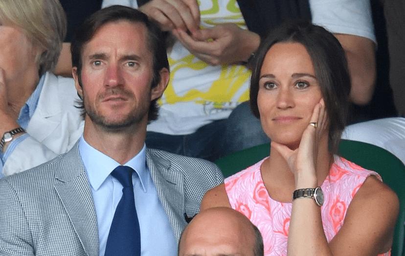 A irmã de Kate Middleton, Pippa, e James Matthews têm casamento marcado para 20 de maio