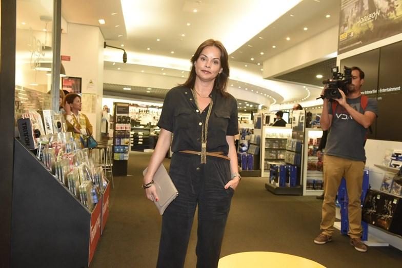 A ex-mulher de Carlos Cruz, Raquel Rocheta