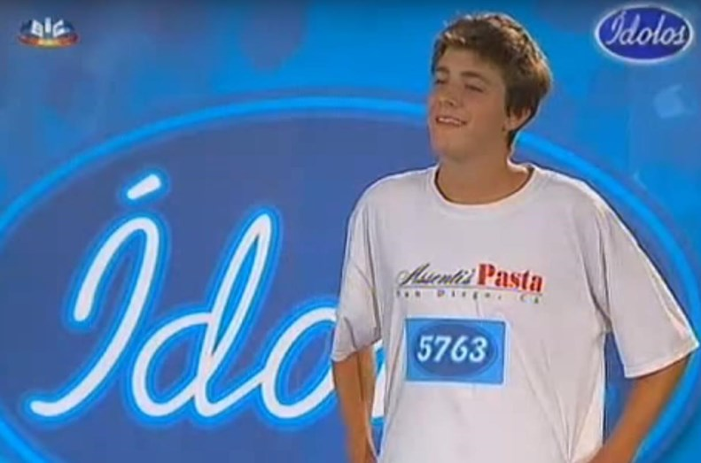 Salvador começou a carreira na música ao participar nos Ídolos no ano de 2009