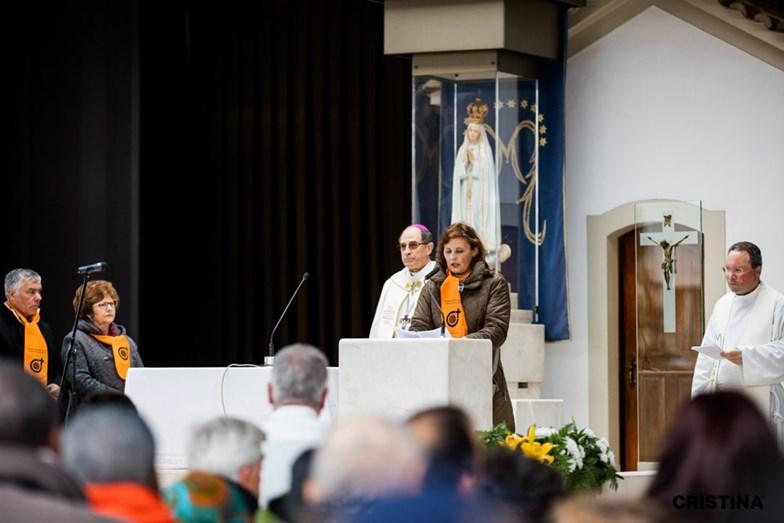 Cristina Ferreira, uma mulher de fé