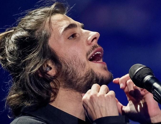 Salvador Sobral dá o seu primeiro concerto hoje em Marco de Canaveses