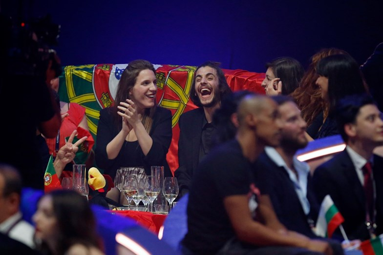 Os melhores momentos de Salvador Sobral na Eurovisão