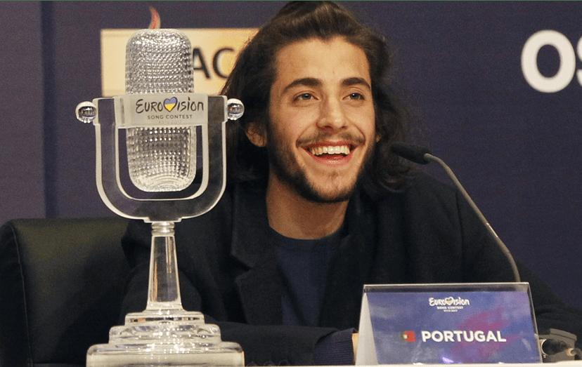 Salvador Sobral foi o grande vencedor da 62.ª edição do festival da Eurovisão