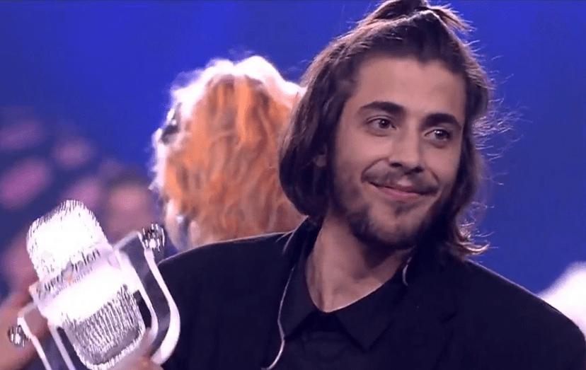 Esta foi a primeira vez que Portugal venceu o festival da Eurovisão